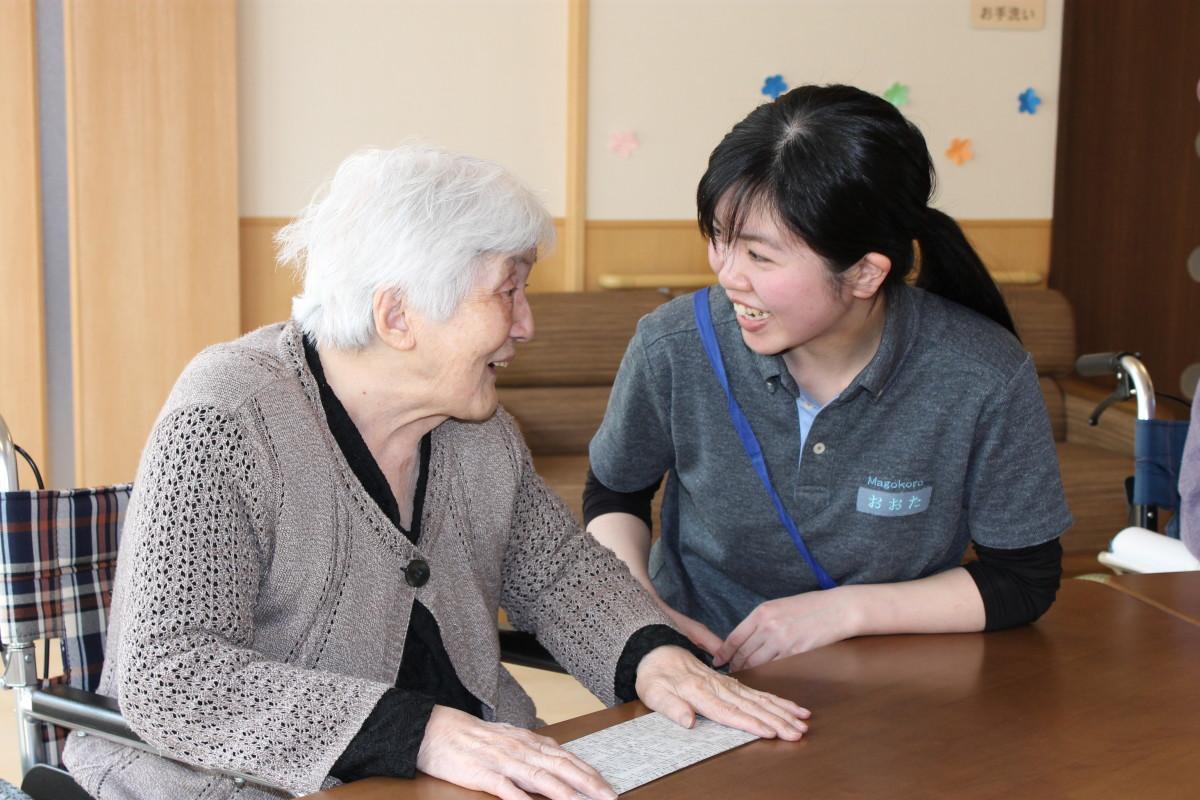 特別養護老人ホーム村上まごころの里 介護職(正職員)